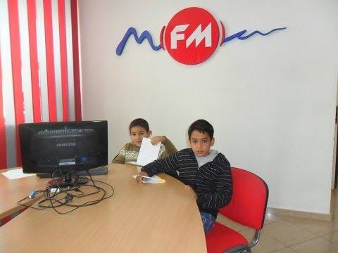 مشاركة أبناء المصائف و الجولات بسوسة المدينة في MONDO KIDS _ Radio MFM