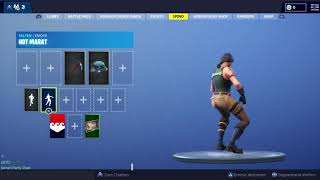 SECRET FORTNITE TWERK DANCE HIDDEN IN GAME FILES