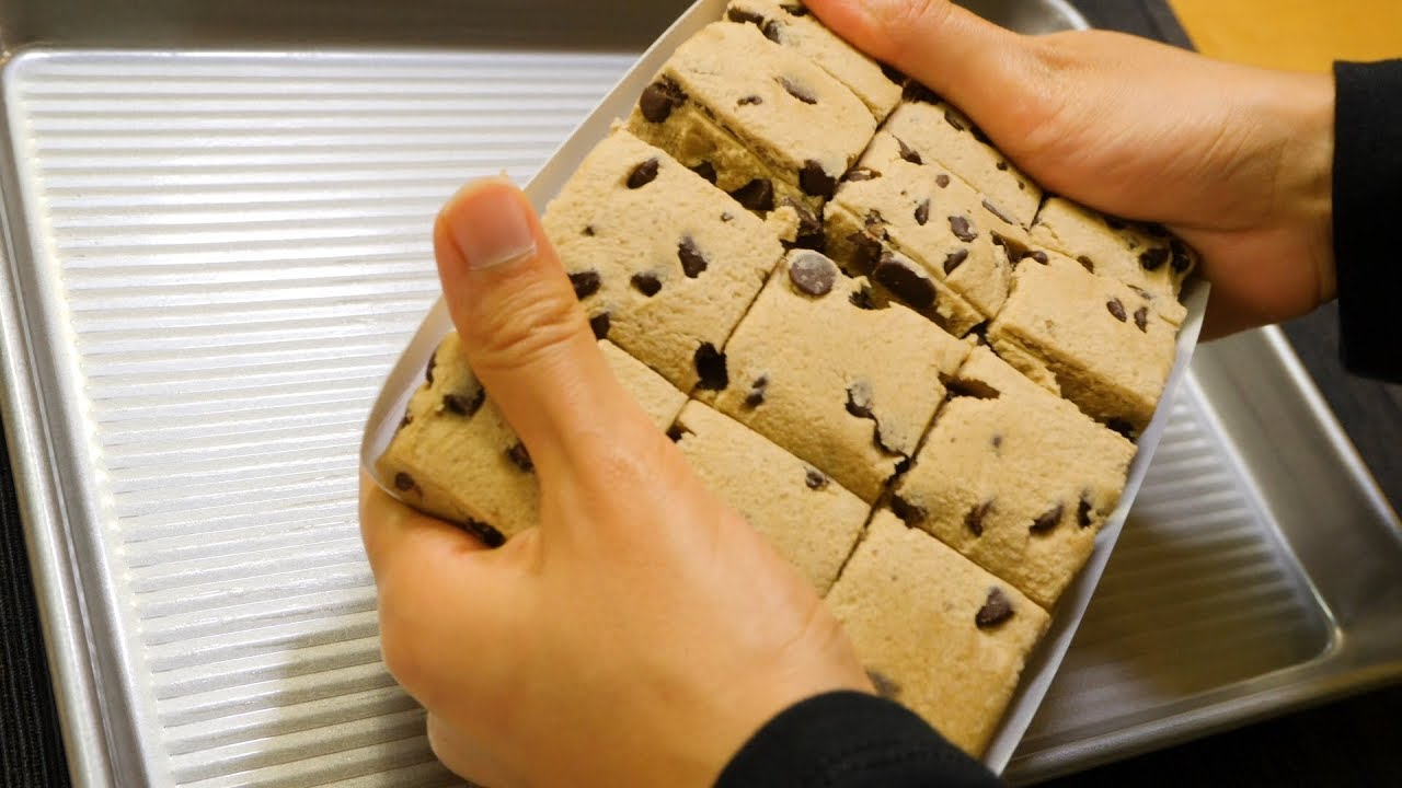 Toll House Cookie Dough Recipe