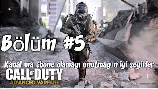 Call of duty Advanced Warfare I Akıbet I  Bölüm 5 thumbnail