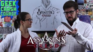 Assassin's Creed - Basics, Need to Know, Fun Facts and More - Geek Crash Course