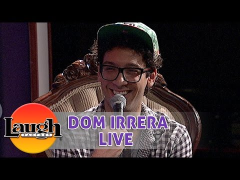 Rick Glassman  Dom Irrera Live From The Laugh Factory Podcast