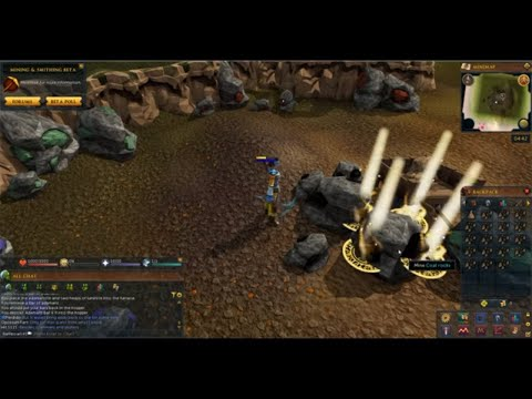 Runescape Mining And Smithing Update Mining And Xp Rates