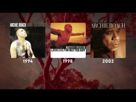 Archie Roach's Ted Albert Award Video