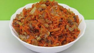 Любимый САЛАТ моего Литовского друга или НОВЫЙ салат с Селедкой