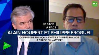 Le face-à-face - Combien de Français sont tombés malade à cause du vaccin ?