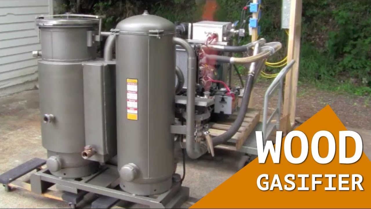 Wood Gas Generator >> Wood Gasifier Plans Is Wood Gas For You Youtube
