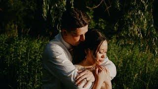 Beautiful Outdoor Michigan Wedding -- Anna and Chris