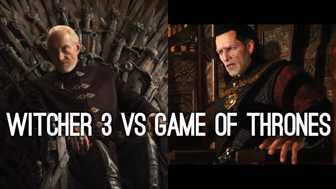 The Witcher 3 Game Of Year Edition Difference ...