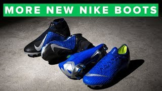 FRESH NEW BLUE NIKE BOOTS! Nike Always Forward Wave 2 football boots