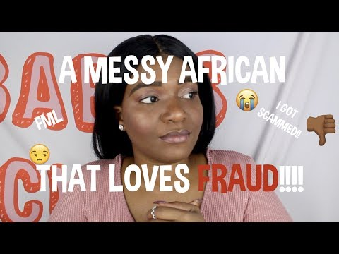 Story Time: THE NIGERIAN SCAMMER!!!