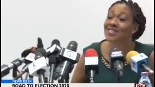 Road To Election 2020 - News Desk on JoyNews (24-1-19)