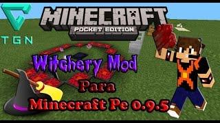 Witchery Mod Para Minecraft Pe 0.9.5
