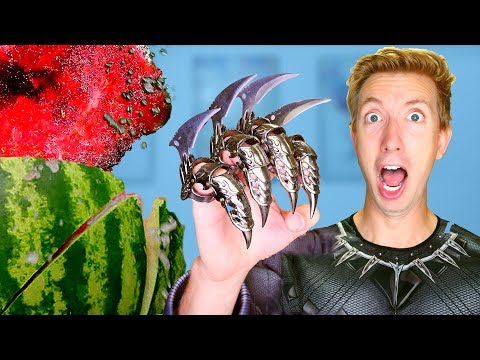 5 Marvel Weapons in REAL LIFE