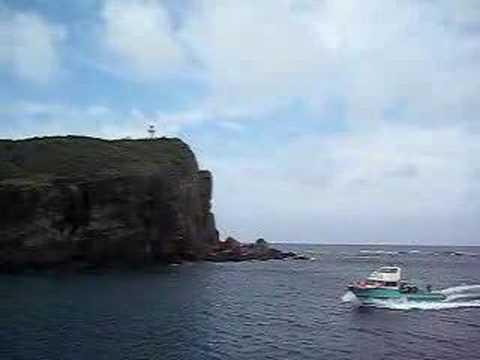 与那国島から次なる離島へは船で!