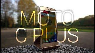 Motorola Moto C Plus - Review!
