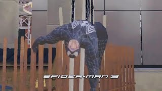 Spider Man 3 Ending Venom Final Boss Fight