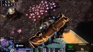 Dreamhack - ZvP - Mana vs Scarlett - g1- Hots
