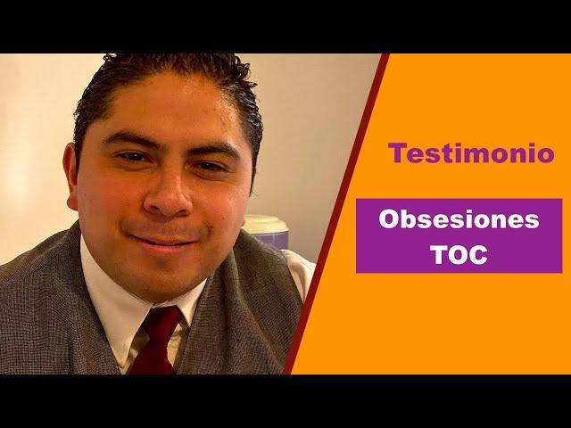 OBSESIONES TOC. Testimonio real de un hombre. #Psicología