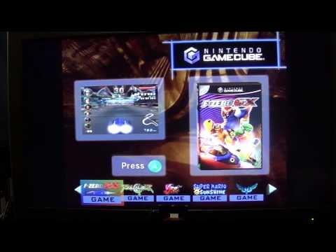 GameCube kiosk demo menu music DL-DOL-D94U-AUS