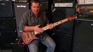 MTD Kingston ZX5 - Complete Demo - Andy Irvine