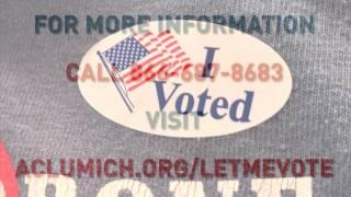 Let Me Vote 2016