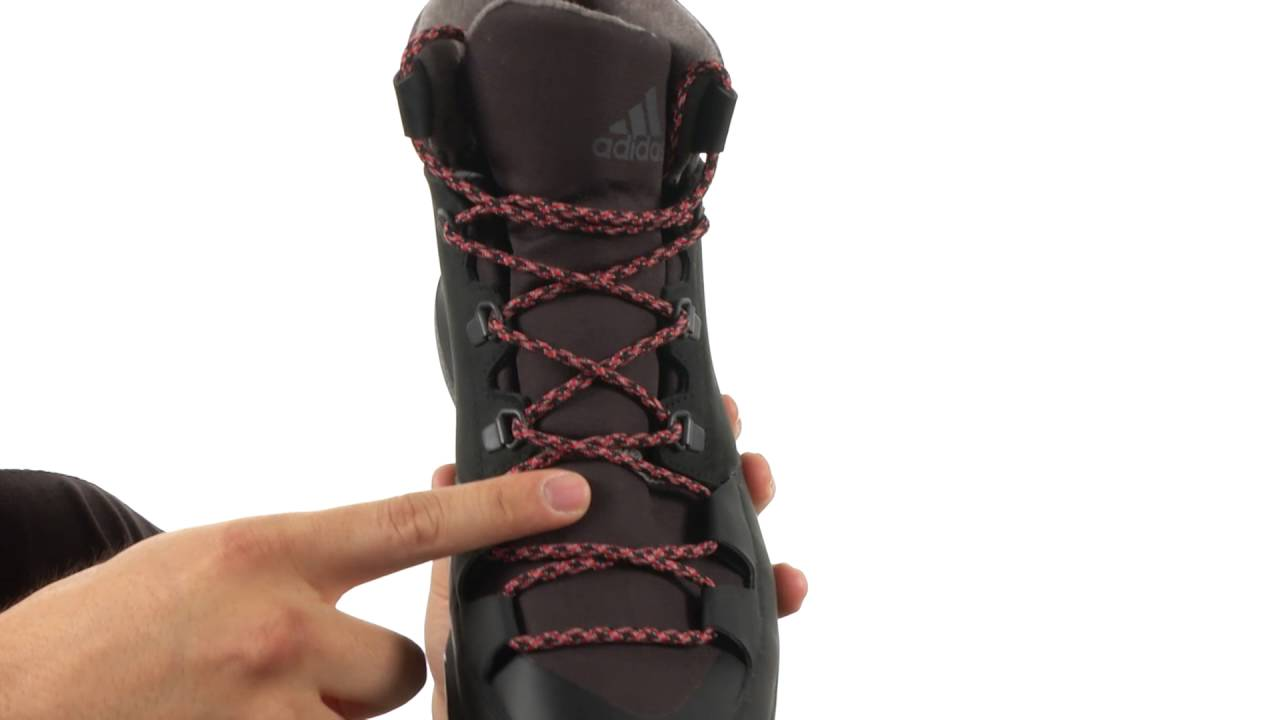 b69e5558434d39 adidas Outdoor - CW Winterpitch Mid CP Leather SKU 8708545 - YouTube