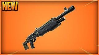NEW LEGENDARY PUMP SHOTGUN in Fortnite Battle Royale! Fortnite LEGENDARY PUMP GAMEPLAY (COMING SOON)