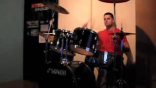 NemanjAMADEUS - Tropico Band - Zauvek tvoj (Drum Cover)