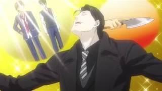 В поисках божественного рецепта (третий сезон) 12 серия / Shokugeki no Souma 3rd Season