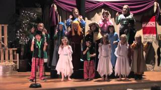 Camel Lot: Cross Kidz Christmas Play 2015