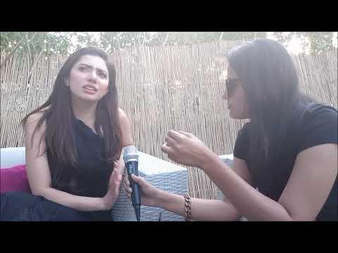 Mahira Khan talks about her favourite Food, Destination and film Verna