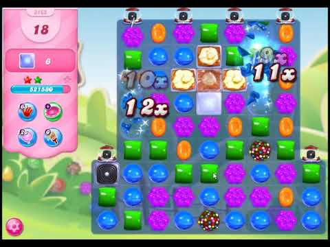 Candy Crush Saga Level 3162 - NO BOOSTERS