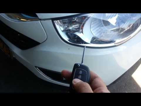 hyundai ix35 2013 key programming gabi locks israel