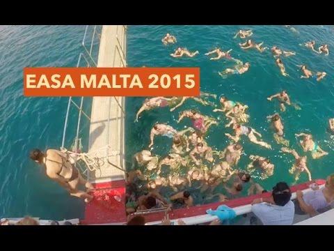 What happens in EASA, stays in EASA - [EASA Malta 2015]