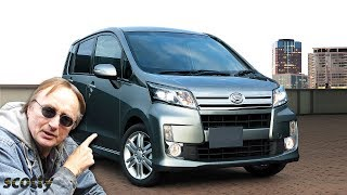 What Cars Are Really Like In Japan, Jdm Kei Car