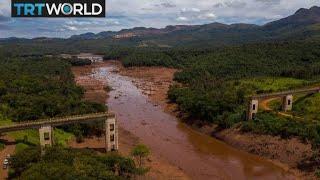 Brazil Dam Collapse: Authorities warn of environmental damage