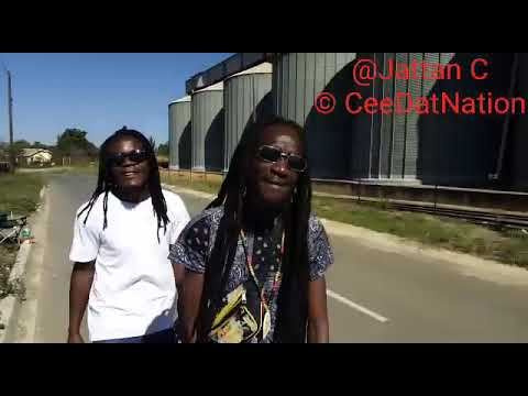 Download Jattan C rips African Beauty Riddim in Jozi streets #subscribe