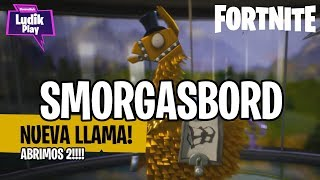 NEW SMORGASBORD CALL: 1 LEGENDARY SCHEME OF EACH TYPE . . . . . . . . . . . . . . . . . . . . . . . . . . . . . . . FORTNITE SAVE THE WORLD SPANISH GUIDE