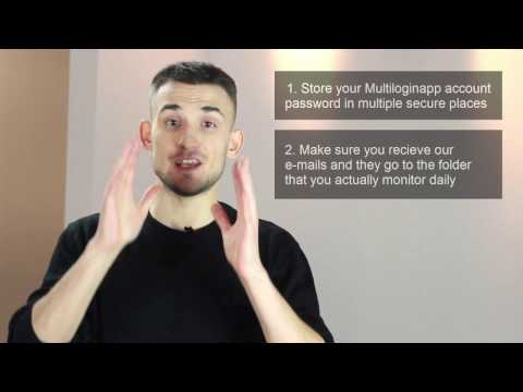 Getting started with Multiloginapp: The complete checklist - YouTube