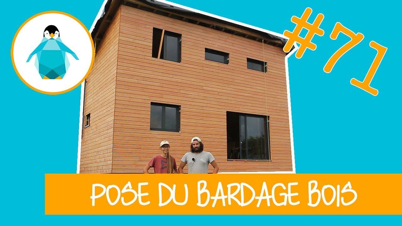 Entourage De Fenetre En Bois bardage bois et contours des fenêtres - lpmdp #71