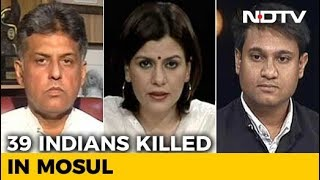 Political Row Over Indians Killed By ISIS