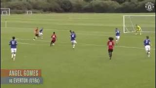 Amazing skill from manchester united academy lads 2016