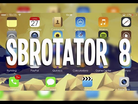 How to turn auto rotation on iphone 5 8