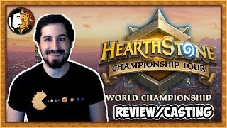 Hearthstone: Justsaiyn Vs A83650 Match Review - World Championship 2019