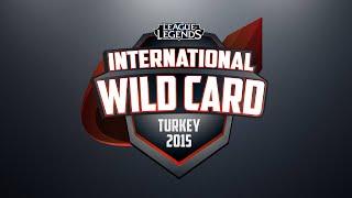 International Wildcard - Turkey - Day 2