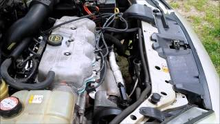 видео Ford Escape & Fusion 2.5L False Overheat And Misfiring