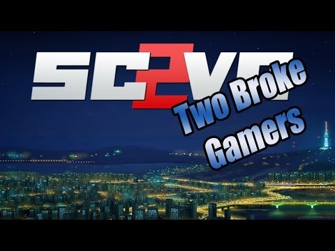 Two Broke Gamers Theater - SC2VN - The eSports Visual Novel!