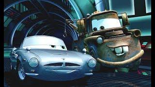 Cars 2 The Video Game Part 5 - All Level 5 C.H.R.O.M.E. Missions