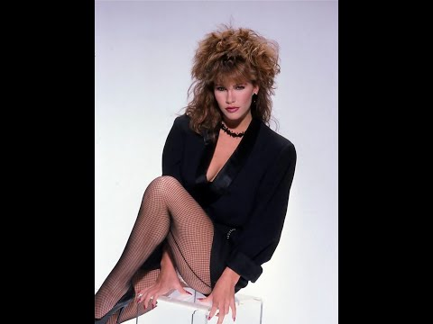 Tawny Kitaen CRYSTAL HEART LET ME BELIEVE IN YOU